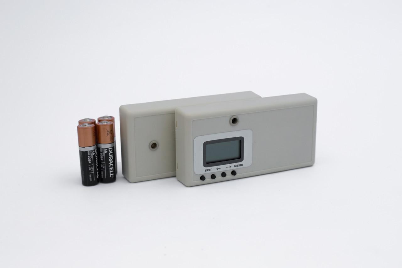 Счетчик посетителей на батарейках TK03
