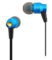 Проводные наушники AWEI ES800m (синий) с микрофоном, фото 1