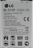 Заводской аккумулятор для LG Optimus Ray X190 (BL-51YF , 3000mAh)