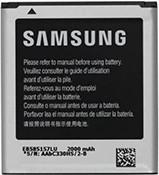 Заводской аккумулятор для Samsung Galaxy Core 2 G355H (EB585157LU, 2000mAh)