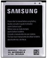 Заводской аккумулятор для Samsung Galaxy Grand Duos I9082 (EB535163, 2100 mah)