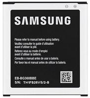 Заводской аккумулятор для Samsung Galaxy Core Prime G360 (EB-BG360BBE, 2000 mah)