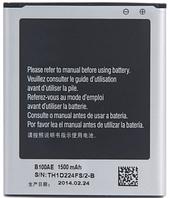 Заводской аккумулятор для Samsung Galaxy ACE 3 S7272 (B100AE, 1500 mah)