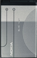 Заводской аккумулятор для Nokia 6101 (BL-4C, 890mah)