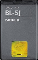 Заводской аккумулятор для Nokia C3-00 (BL-5J, 1320 mAh)