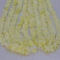 Искусственные цветочные ожерелья 2 метра Оптом 700тг