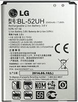 Заводской аккумулятор для LG Optimus L70 D320 (BL-52UH, 2100mAh)