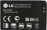 Заводской аккумулятор для LG Optimus Chat C550 (BL-42FN, 1,250mAh)