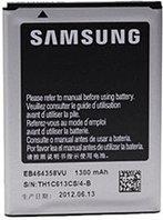 Заводской аккумулятор для Samsung Galaxy Ace Plus GT-S7500 (EB464358VU, 1300 mah)