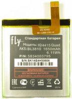 Заводской аккумулятор для Fly IQ4415 Quad ERA Style 3 (BL3810, 1650 mah)
