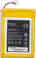 Заводской аккумулятор для Huawei Ascend D2 (HB5P1H, 3000mAh)