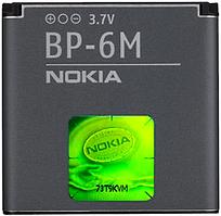Заводской аккумулятор для Nokia 9300 (BP-6M, 950 mAh)