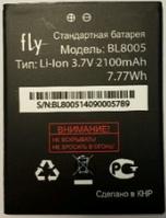 Заводской аккумулятор для Fly IQ4512 (BL8005, 2100 mah)
