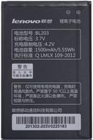 Заводской аккумулятор для Lenovo A208 (BL-203, 1500mAh)