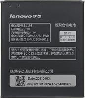 Заводской аккумулятор для Lenovo S898T (BL-198, 2250mAh)