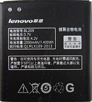 Заводской аккумулятор для Lenovo A788T (BL-209 , 2000mAh)