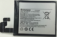 Заводской аккумулятор для Lenovo S90 sisley (BL-231, 2300mAh)