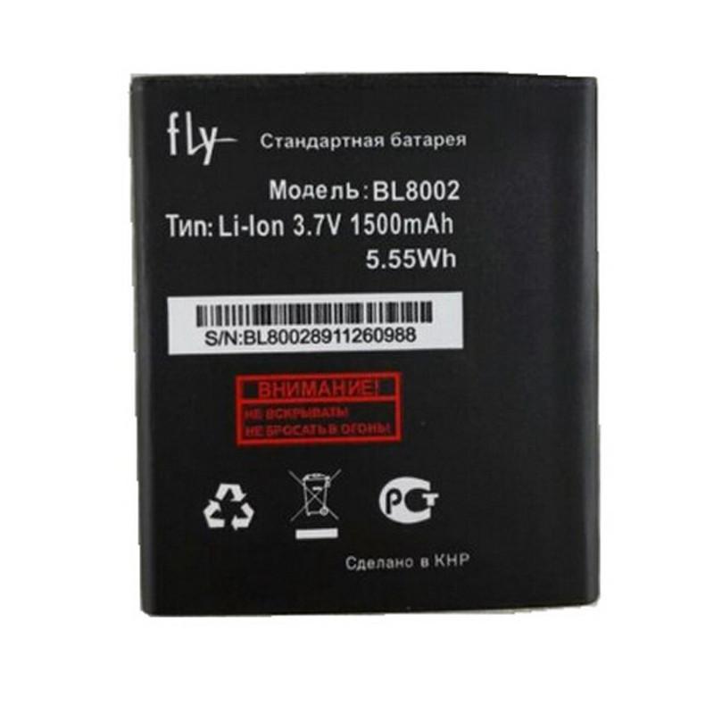 Заводской аккумулятор для Fly IQ44901 (BL8002, 1500 mah)