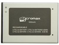 Заводской аккумулятор для Micromax A82 Bolt (A82, 1800 мАч)