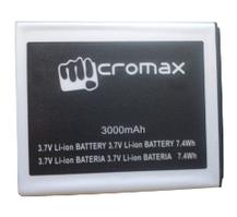Заводской аккумулятор для Micromax A92 Canvas Lite (3000 мАч)