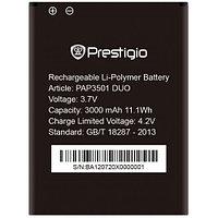 Заводской аккумулятор для Prestigio MultiPhone PAP3501 Duo (PAP3501 Duo, 2500mah)