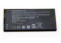 Заводской аккумулятор для Nokia Lumia 640 XL (BV-T4B, 3000 mAh), фото 1