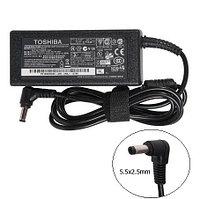 Оригинальный блок питания для ноутбука Toshiba 19V 3.42A 65W 5.5х2.5mm