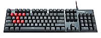 Игровая клавиатура Kingston HyperX Alloy FPS (HX-KB1BR1-RU/A5) Cherry MX Red, фото 1