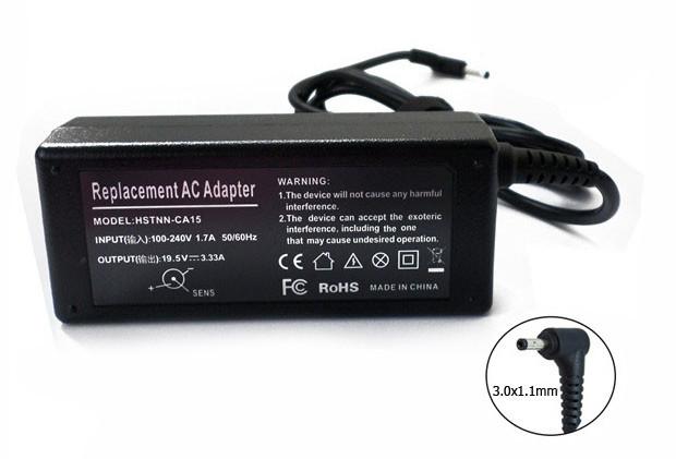 Блок питания для ноутбука Asus 19V 2.37A 45W 3.0х1.1mm