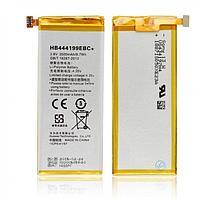 Заводской аккумулятор для Huawei Honor 4C (HB444199EBC+, 2550 mah)
