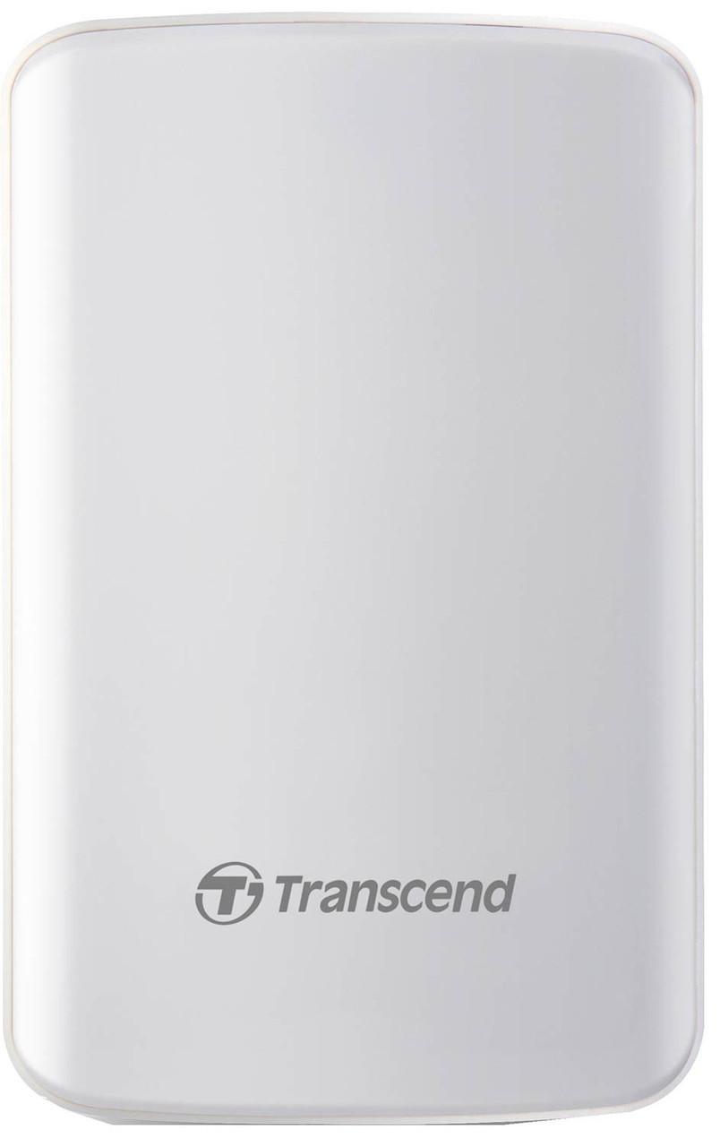 Внешний жесткий диск HDD Transcend 2.5 1TB TS1TSJ25D3W