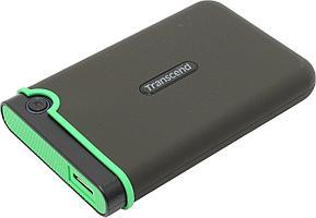 Внешний жесткий диск HDD Transcend 2.5 1TB TS1TSJ25M3