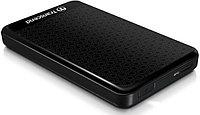 Внешний жесткий диск HDD Transcend 2.5 2TB TS2TSJ25A3K, фото 1