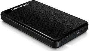 Внешний жесткий диск HDD Transcend 2.5 2TB TS2TSJ25A3K