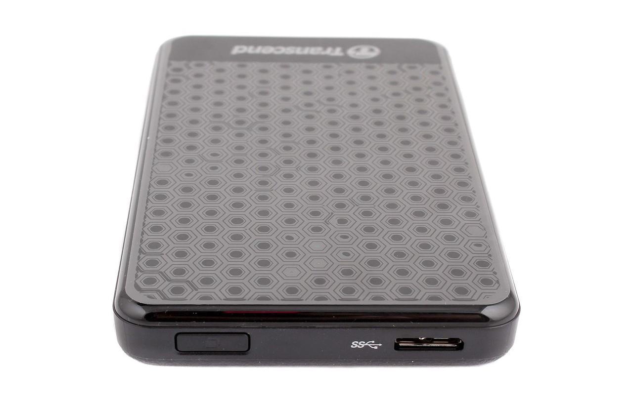 Внешний жесткий диск HDD Transcend 2.5 500GB TS500GSJ25A3K