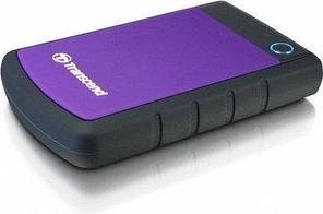 Внешний жесткий диск HDD Transcend 2.5 500GB TS500GSJ25H3P