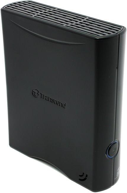 Внешний жесткий диск HDD Transcend 3.5 3TB TS3TSJ35T3