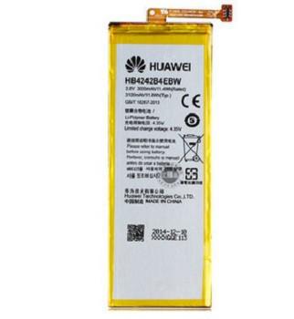 Заводской аккумулятор для Huawei Honor 4X (HB4242B4EBW, 3000 mah)