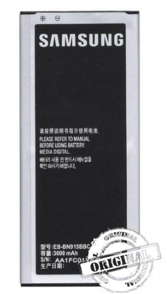 Оригинальный аккумулятор для Samsung Galaxy Note Edge N915, с NFC модулем (EB-BN915BBC, 3000 mah)