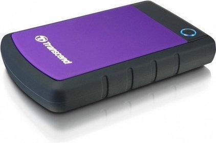 Внешний жесткий диск HDD Transcend 2.5 2TB TS2TSJ25H3P