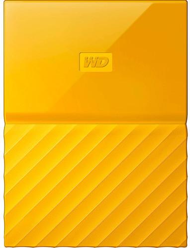 Внешний жесткий диск HDD Western Digital, My Passport, WDBBEX0010BYL-EEUE 2.5 1TB