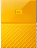 Внешний жесткий диск HDD Western Digital, My Passport, WDBBEX0010BYL-EEUE 2.5 1TB, фото 1