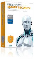 Антивирус ESET NOD32 Smart Security Family Platinum Edition - 2 года, 3ПК (NOD32-ESM-NS(BOX)-2-3 KZ)