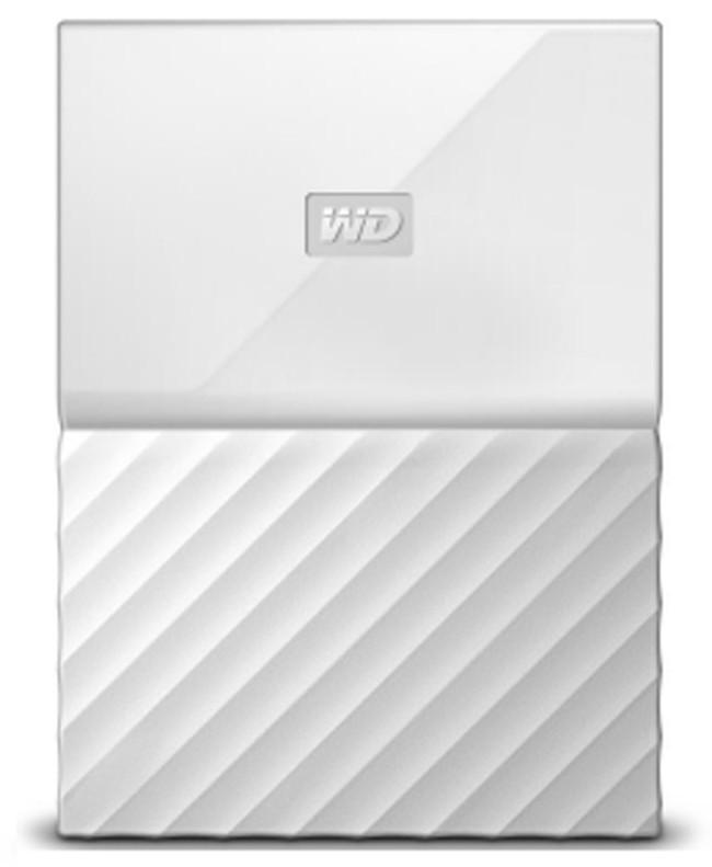 Внешний жесткий диск HDD Western Digital, My Passport, WDBUAX0020BWT-EEUE 2.5 2TB