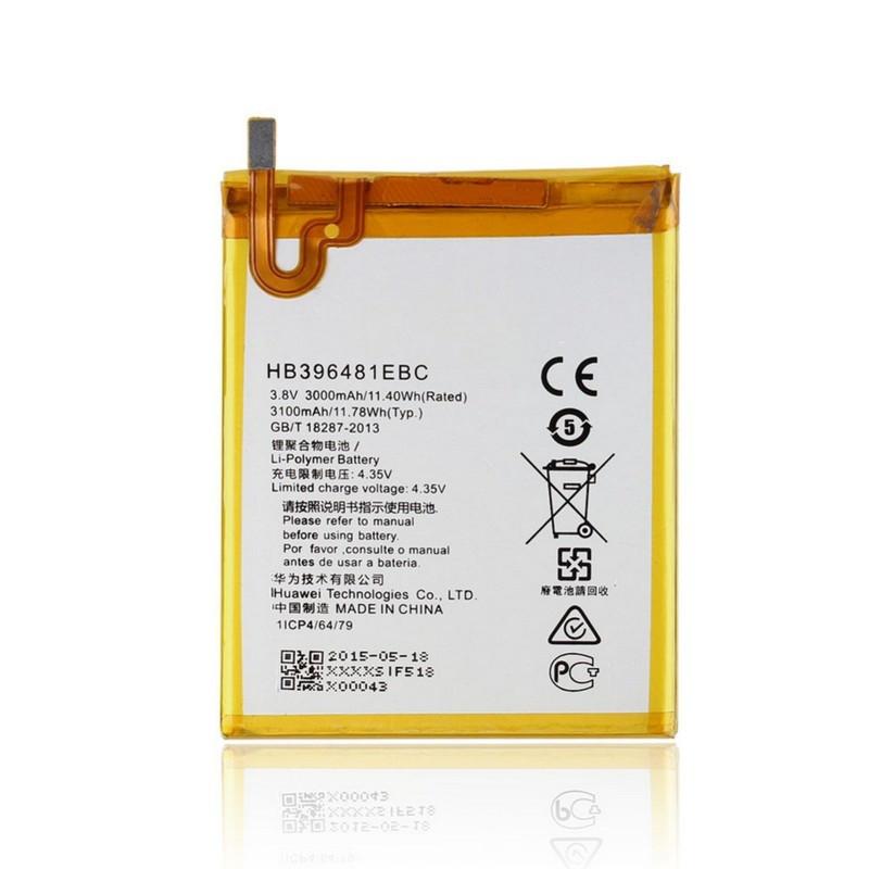 Заводской аккумулятор для Huawei Honor 5X (HB396481EBC, 3000 mah)