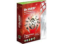 Антивирус Dr.Web Security Space Silver 1 ПК 2 года + 2 месяца в подарок