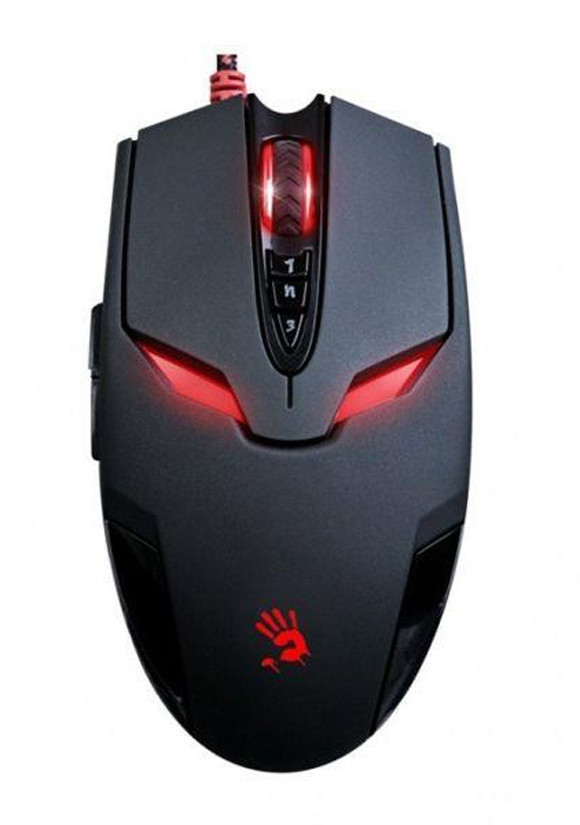 Игровая мышь A4Tech Bloody V4M