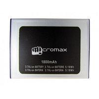 Заводской аккумулятор для Micromax Canvas 5 E481 (E481, 1800 mAh)