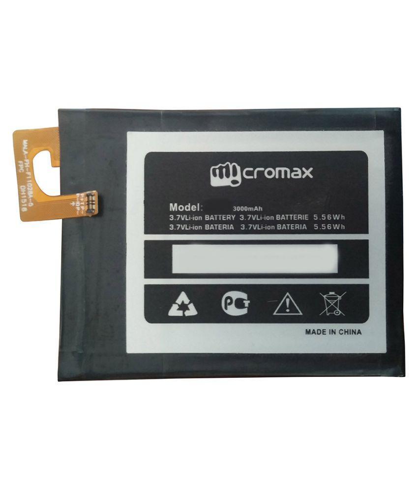 Заводской аккумулятор для Micromax Canvas Fire 4 A107 (A107, 2700 mAh)
