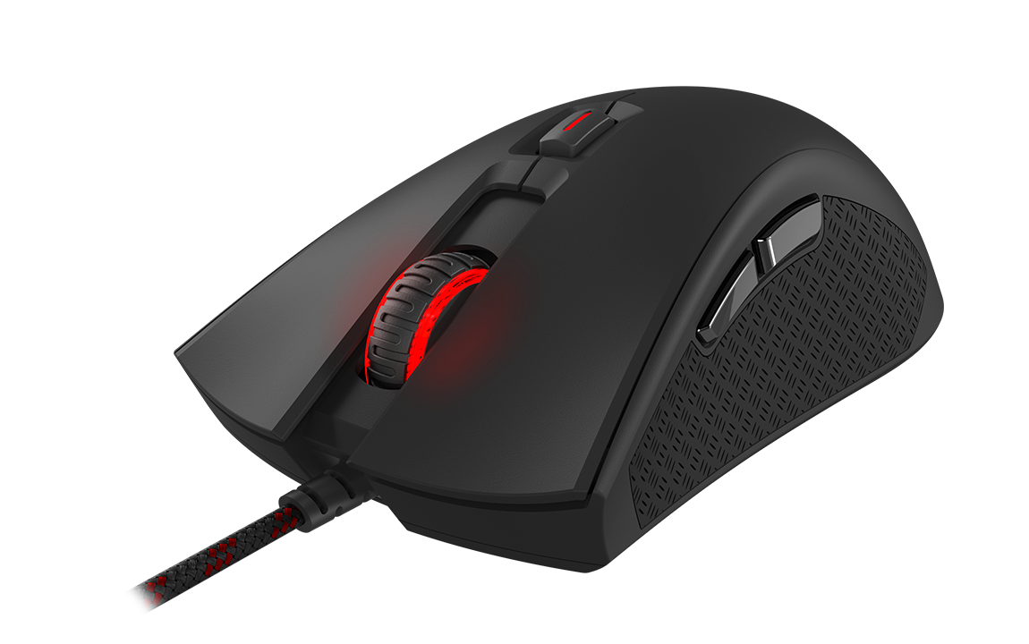 Игровая мышь Kingston HyperX Pulsefire FPS HX-MC001A/EE
